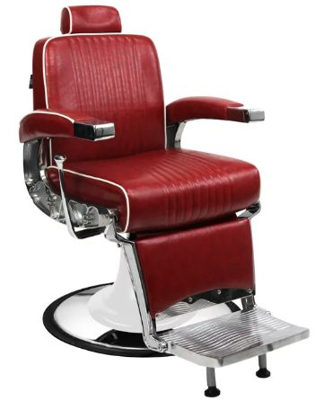 my new barber chair