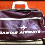 Original Qantas Retro luggage
